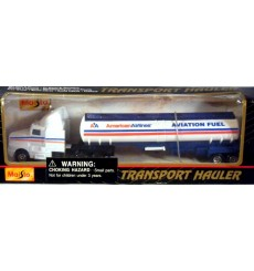 Maisto Transport Hauler Series - American Airlines Aviation Fuel Truck