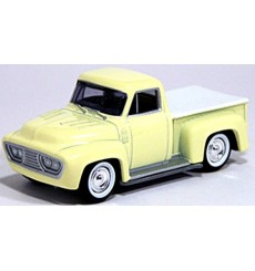Johnny Lightning Retro Rods - Wild Kat - 56 Ford Custom Pickup Truck