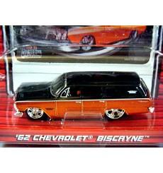 Maitso Stylers 1962 Chevrolet Biscayne Station Wagon