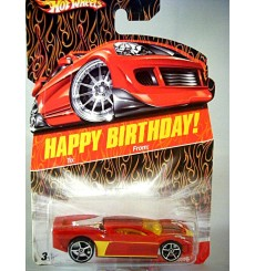 Hot Wheels Happy Birthday Series - Reverb