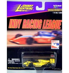 Johnny Lightning Indy Racing League - Scott Goodyear Pennzoil Race Car