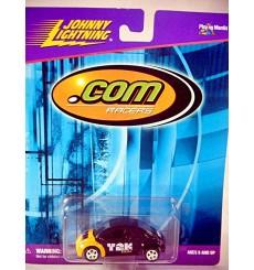 Johnny Lighting Dot Com Series - The Y2K Bug - VW Beetle