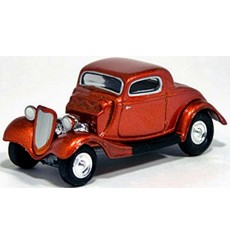 Johnny Lightning Retro Rods - 1934 Ford Coupe Street Rod