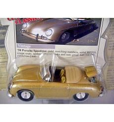 Racing Champions Classified Classics - 1958 Porsche Speedster