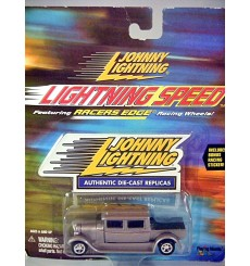 Johnny Lightning - Lightning Speed Series - 1929 Ford Model A Crew Cab Pickup Truck