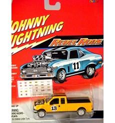 Johnny Lightning Rebel Rods - Ford F-250 Pickup Truck