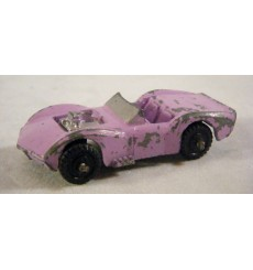 Global Diecast Junkyard - Tootsietoy Midgets Chevrolet Corvette C3 Hot Rod Convertible