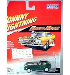 Johnny Lightning Chevrolet Cheetah SCCA Race Car