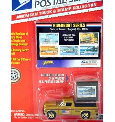 Johnny Lightning - American Truck & Stamp Series - 1960's Studebaker Pickup Truck