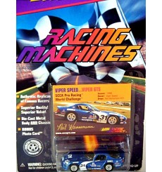Johnny Lightning - Racing Machines - Viper-Speed SCCA Dodge Viper GTS