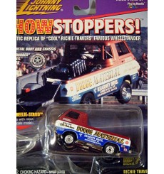 Johnny Lightning ShowStoppers - Dodge Materials Dodge A-100 Pickup Truck