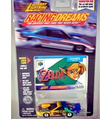 Johnny Lightning - Zelda 1997 Pontiac Firebird NHRA Pro Stock Race Car