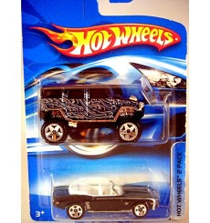 Hot Wheels GM 2-Pack - Hummer H2 and 69 Chevy Camaro Convertible