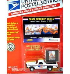 Johnny Lightning - American Truck & Stamp Series - 1971 Chevrolet El Camino Post Office Truck