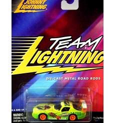 Johnny Lightning Team Lightning Crash Dodge Viper GTS