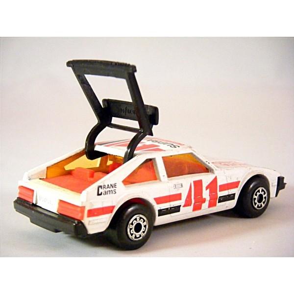 ... Matchbox   Toyota Supra Race Car