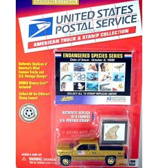 Johnny Lightning - American Truck & Stamp Series - 1996 Dodge RAM 1500 US Post Office Truck