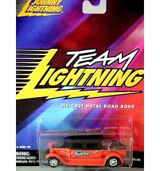Johnny Lightning Team Lightning - The Munsters 29 Ford Model A Crew Cab Pickup Truck