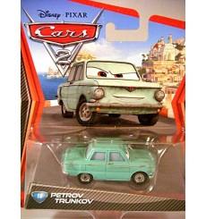 Disney Cars 2 Series - Petrov Truckov - Zaporozhets ZAZ-968
