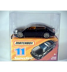 Matchbox Superfast 40th Anniversary - Lexus GS 430 Sedan