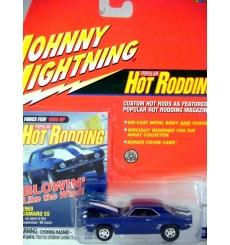 Johnny Lightning Popular Hot Rodding 1969 Chevrolet Camaro