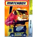 Matchbox Cement Mixer Truck