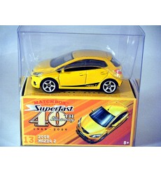 Matchbox Superfast 40th Anniversary - Mazda 2 Coupe