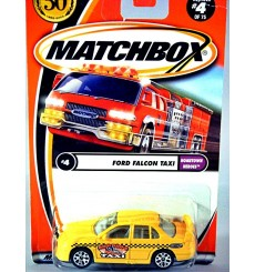 Matchbox - Ford Falcon Taxi Cab