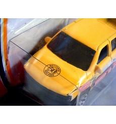 Matchbox - 50th Anniversary Logo Chase Car - Chevrolet Silverado Crew Cab Contractor Pickup Truck