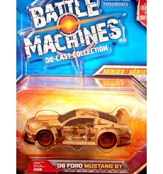 Jada Battle Machines - Desert Camoflauge Ford Mustang GT