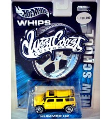 Hot Wheels West Coast Customs Hummer H2 SUV