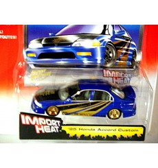 Johnny Lightning Street Freaks Import Heat - 95 Honda Acord Tuner