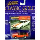 Johnny Lightning Classic Gold - 1969 Chevrolet Camaro Convertible