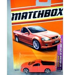 Matchbox Holden VE UTE SSV Pickup
