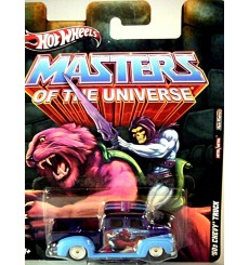 Hot Wheels Masters of the Universe - 1950 Chevy Pugnose Pickup Truck