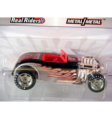 Hot Wheels Wayne's Garage - Street Rodder - Ford Deuce Roadster