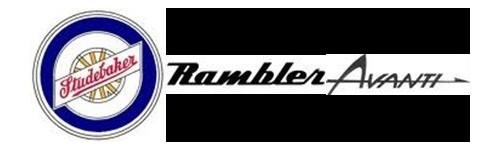 Studebaker / Rambler / Avanti