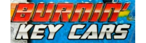 Burning Key Cars