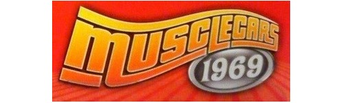 Muscle Cars 1969