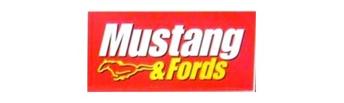 Mustangs & Fords