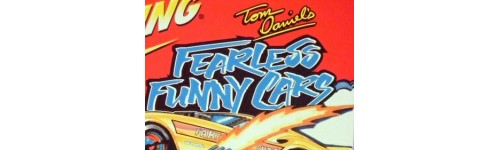 Fealess Funny Cars
