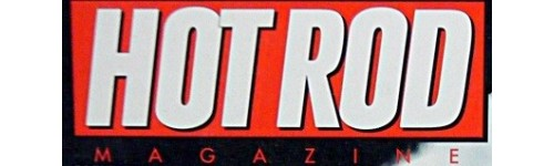 Hot Rod Magazine - Hot Rod Magazine 50th Anniversary