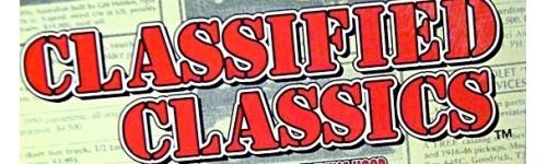 Classified Classics
