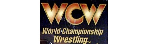 WCW Wrestling 24K Gold Plated Series