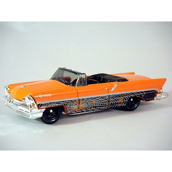 Matchbox 1957 Lincoln Premiere Covertible Halloween Car