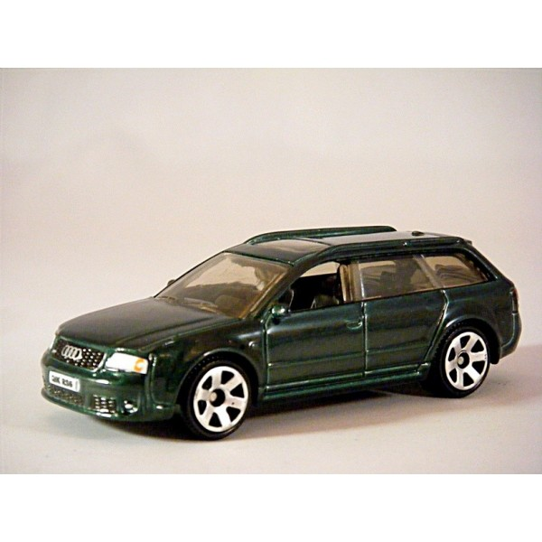 Audi Station Wagon Models