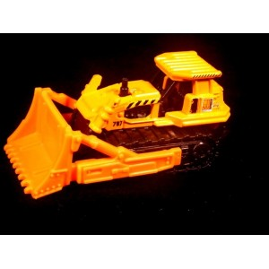Matchbox Ground Breaker Bulldozer