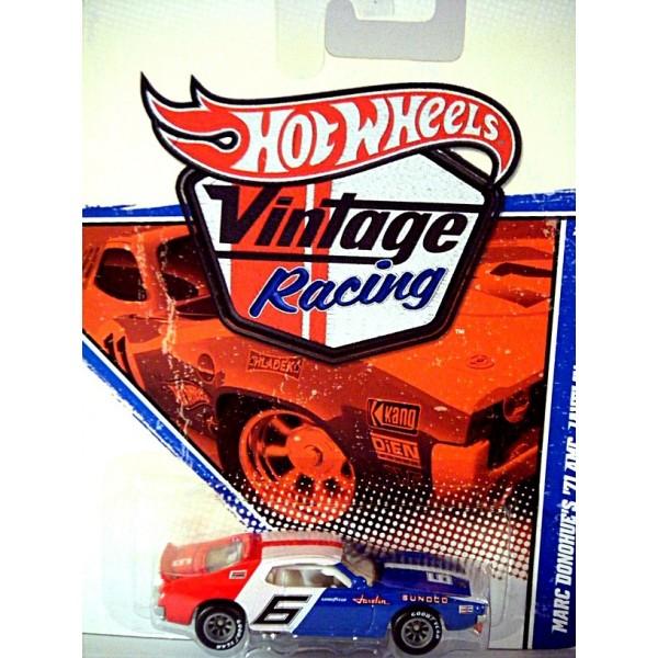 Hot Wheels Vintage Racing Series Marc Donohue S Amc Javelin Trans Am Series Race Car