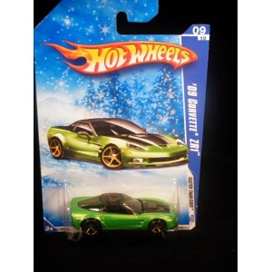 Hot Wheels Chevrolet Corvette ZR1 Faster Than Ever Wheels