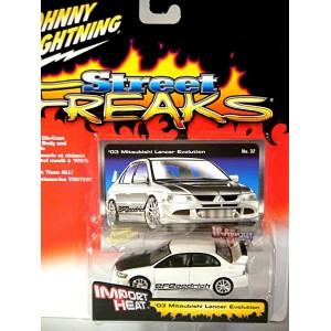 Johnny Lightning Mitsubishi Lancer Evolution Tuner